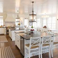 kitchens with two islands kitchen islands design ideas