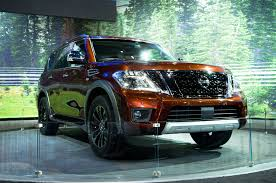 nissan armada 2017 forum 2017 nissan armada takes on the toyota land cruiser
