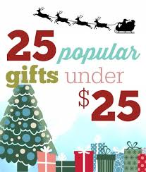 25 dollar gift ideas 25 popular gifts under 25 for your friends and family
