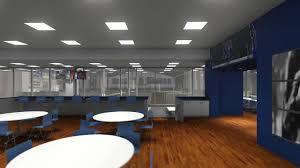 In Door by The University Of Memphis Indoor Football Practice Facility