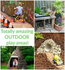 Backyard Play Area Ideas Inspiring Outdoor Play Spaces The Imagination Tree