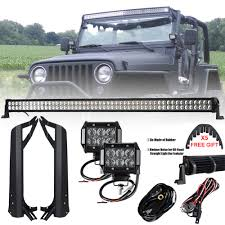 Off Road Led Light Bar For Trucks by Popular Led 4 Bar Buy Cheap Led 4 Bar Lots From China Led 4 Bar