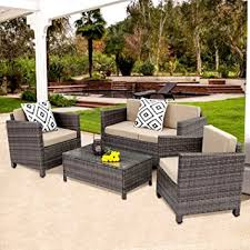 Low Price Patio Furniture Sets Outdoor Patio Furniture Set Wisteria 5