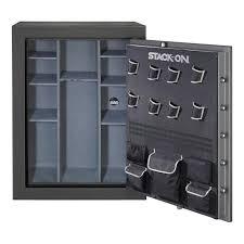 Stack On 18 Gun Cabinet by Stack On Garage Tools Storage