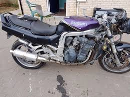 suzuki gsxr 750 spares or repair in mablethorpe lincolnshire