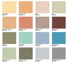 26 best color palette mid century images on pinterest color