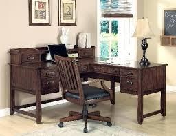 L Desk Office Office L Desk Wooden L Desk Shaped Distressed Wood Office Steel