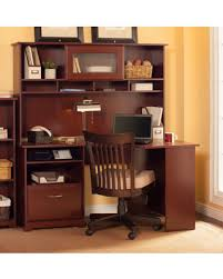 Corner Computer Desk Cherry Find The Best Deals On Hillsdale Corner Computer Desk With Hutch