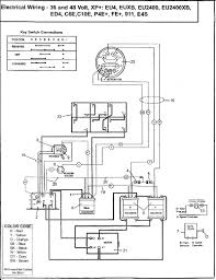 ez go wiring diagram for golf cart on ezgo electric for 98