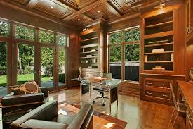design your own home library beautiful dark brown wood glass unique design home library ideas