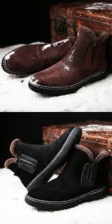 buy here u003c u003c prelesty casual men winter boots snow boots for men