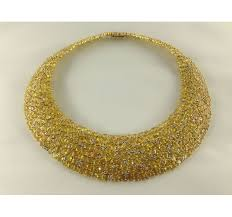 yellow sapphire necklace images Yellow sapphire necklace google search sapphire yellow jpg