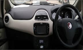 Fiat Linea Interior Images Fiat Linea U0027elegante U0027 Special Edition Launched At Rs 9 99 Lakh