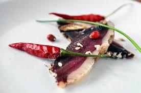comment cuisiner magret de canard magret de canard séché aux herbes chinoises les papilles