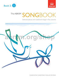 abrsm the abrsm songbook book 2