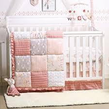 Woodland Animals Crib Bedding Baby Crib Bed Sets Baby And Nursery Furnitures