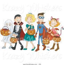 halloween kids clip art royalty free stock animal designs of kids
