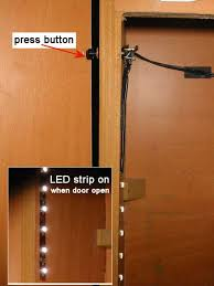 Cabinet Door Light Switch Cabinet Light Switch Lighting Ideas
