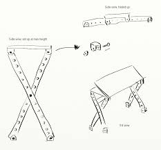 Drafting Table Sizes Folding Table Sizes Costa Home