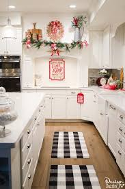 Kitchen Decor Best 25 Christmas Kitchen Decorations Ideas Only On Pinterest