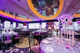 Indian Wedding Planners Nyc Vibrant Indian Wedding With Purple Details In New York City