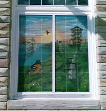 painting on glass windows window screen painters welcome page screen painting