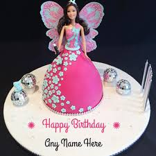 doll cake doll cake with name