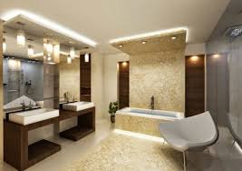 Modern Bathroom Tile Designs Iroonie by 30 Cool Bathroom Ceiling Lights And Other Lighting Ideas Ceiling