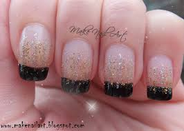 Nail Art Designs For New Years Eve Easy New Years Eve Nail Art Tutorial Youtube Images Of Nail Art