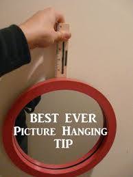 How To Hang A Picture Best 20 Picture Hanging Tips Ideas On Pinterest Hanging Artwork