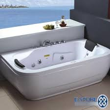 Bathtub Sale White Bathtub With Kohler Faucet And Ceramic Flooring Tile Black