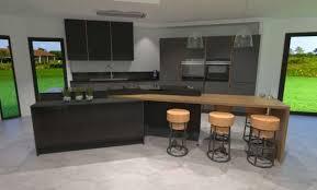 cuisine noir et gris 26 modele cuisine noir et blanc stock ajrasalhurriya