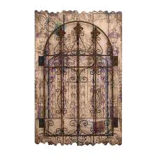 Rustic Home Decor Canada Articles With Wrought Iron Wall Decor Canada Tag Rustic Metal