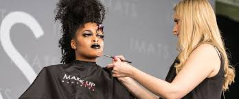 how is makeup artist school imats make up artists exhibitors and enthusiasts trade show