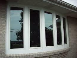 white casement window bow windows bay replacement andersen photo