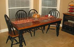 kitchen table refinishing ideas refinished kitchen tables home interior inspiration