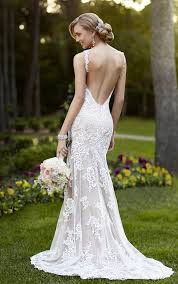 wedding dress ideas wedding ideas wedding ideas backless dresses v neck gown with