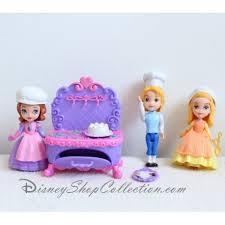 princesse cuisine figurine princesse sofia disney la cuisine royale ambre sofia et j