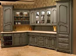 Kitchencountry Style Kitchen Cabinets On Remarkable Fancy Kitchen - French country kitchen cabinets photos