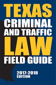 lexisnexis vi code texas criminal and traffic law manual and texas criminal and