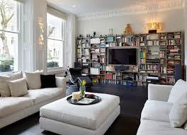 bookshelves in living room 22 interesting ways to add bookshelves in the living room home