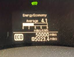 the journey so far nissan 3 years and 50 000 ev miles are behind me nissan leaf