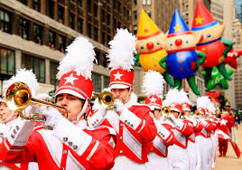 the the magic of the macy s thanksgiving day parade