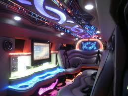 limousine hummer inside limo interior american limousine sales showroom pinterest