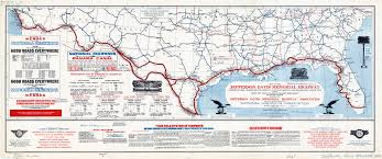 Route 80 Map by Confederate Memorials In Arizona Does Jefferson Davis Highway