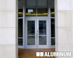 store front glass doors crl arch u s aluminum entrance doors