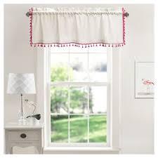 Tassel Curtain Urban Tassel Window Curtain Set Target