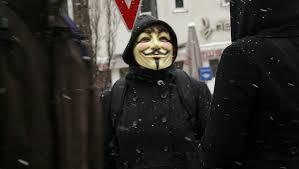 Anonymous Halloween Costume Anonymous Hacks Bart Victims Cbs