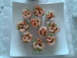 canap avocat crevette photo de recette verrines avocat tarama crevettes crackers marmiton