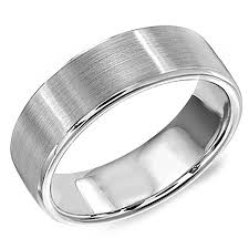 satin finish ring crown ring lb 9599 m10 satin finish wedding band